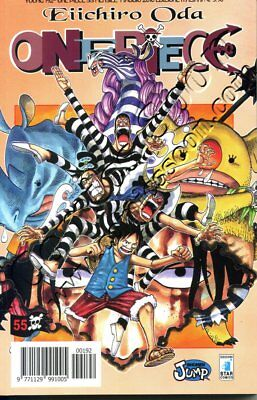 ONE PIECE 55 - YOUNG 192 - Star Comics - NUOVO