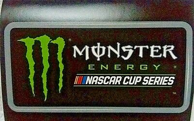 Monster Energy Nascar Cup Series Sticker - Decal