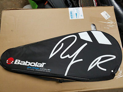 New Babolat Pure Drive Andy Roddick Edition Tennis Racquet Cover Case Bag