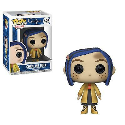 Funko Pop Movies: Coraline Coraline As A Doll 425 32980 In stock