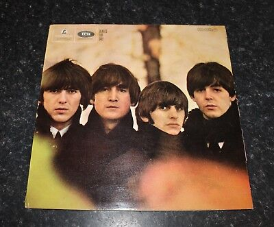 The Beatles - Beatles For Sale Vinyl Lp Mono First Pressing Pmc 1240