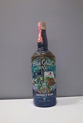 f6b0822510173d RARE NEW Kenny Chesney Blue Chair Bay Coconut Rum - 2018 Commemorative  Bottle!