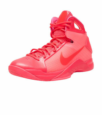 975dc22ae142 MEN S NIKE HYPERDUNK 08 Basketball Shoes Size 9 Solar Red Pink ...