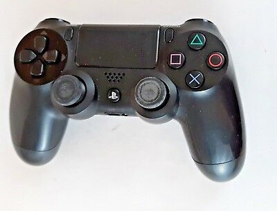 Dualshock 4 Wireless Controller For Playstation 4 Jet Black
