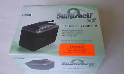 NEW ACUANT  SNAPSHELL R2 Scanner Driver Licence and ID Reader