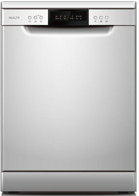 InAlto 60cm Stainless Steel Freestanding Dishwasher IDW7S