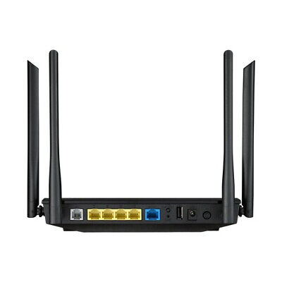 DSL-AC52U wireless router Dual-band (2.4 GHz / 5 GHz) Gigabit Ethernet 3G ASUS