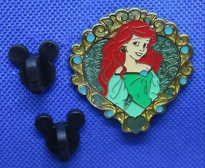 *ARIEL* The Little Mermaid (Storybook) 2013 Princess Hearts - Disney Parks Pin