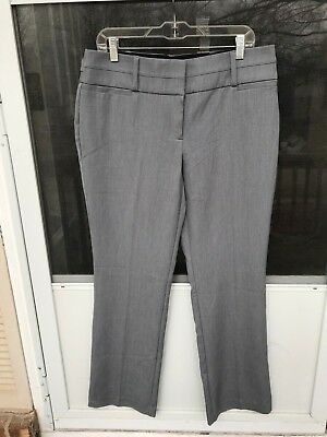 04b946ef6b MAURICES WOMEN S GRAY size 11 12R STRETCH Casual Pants -  24.99 ...