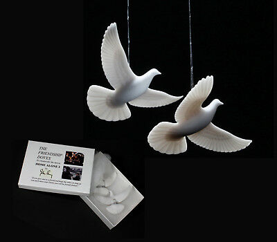 HOME ALONE 2 DOVES ORIGINAL and AUTHENTIC from JOHN PERRY