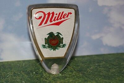 Miller Beer Small Tap Pull Handle Knob