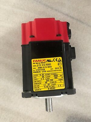 1 PC New Fanuc A06B-0115-B203 Servo Motor In Box