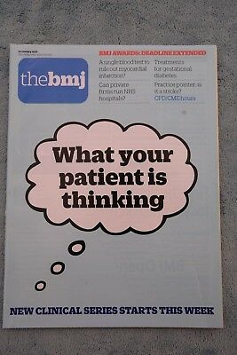 British Medical Journal (BMJ), 24 January 2015 (No.7992), Gestational diabetes
