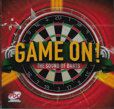 Various - Game On! - The Sound Of Darts - CD (2015) - Brand NEW and SEALED