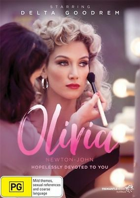 Olivia - Hopelessly Devoted To You DVD : NEW