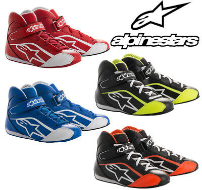 Alpinestars Tech-1 K S Kinder Karting Kofferraum,Ideal für Oval Racing &