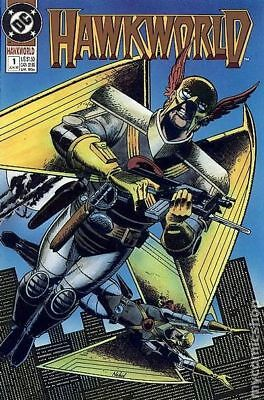 Hawkworld #1 (1990) DC Comics