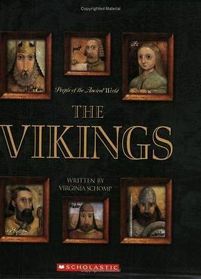 The Vikings (People of the Ancient World), Schomp, Virginia,0531168492, Book, Go