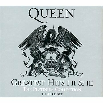 Queen The Platinum Collection 2011 Remaster Box 3 CD Set Audio Greatest Hits