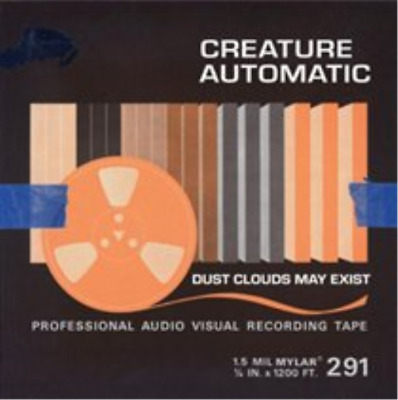 Creature Automatic-Dust Clouds May Exist CD NUEVO