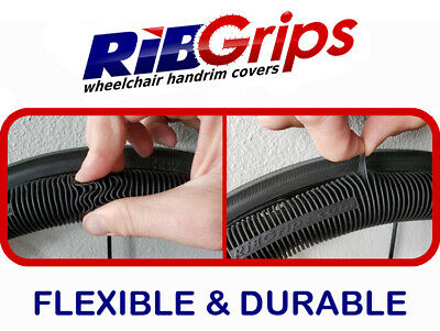 RibGrips Wheelchair Handrim Universal Wraps - Covers
