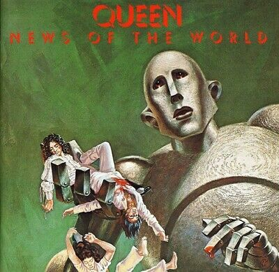Queen - News Of The World: Deluxe Edition (CD Used Very Good)