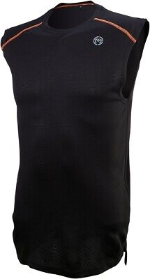 MOOSE RACING Mens OFFROAD/MX/ATV XC1 Base Sleeveless Jersey Black XL