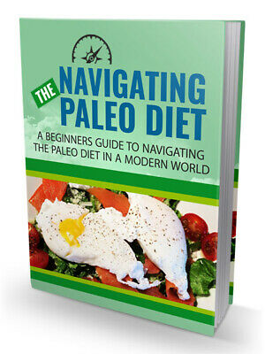 Navigating The Paleo Diet Free Shipping Format on Cd