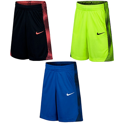 New Nike Boys Dri-fit Avalanche Shorts Choose Color and Size