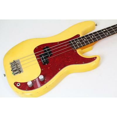 Fender 62 PRECISION BASS with Hard Case