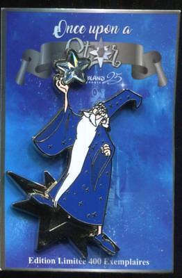 DLP Pin Trading Event Once Upon a Star Merlin LE 400 Disney Pin 122311