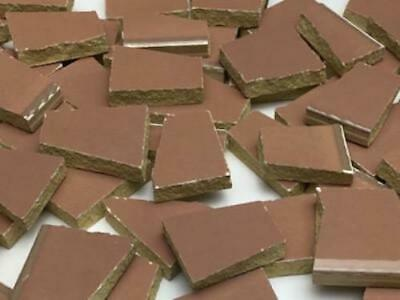 Light Brown Irregular Ceramic Mosaic Tiles