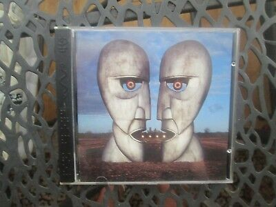 pink floyd the division bell 1994 cd ori case 11 songs ex ex