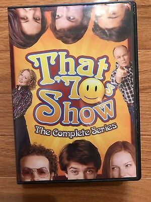 That '70s Show: The Complete Series, DVD, 24 Disc Set