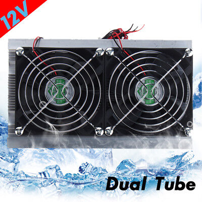 12V Brushless Thermoelectric Peltier Refrigeration Cooling System Semiconductor