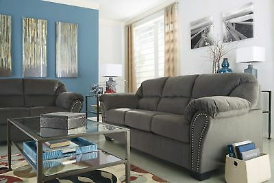 Ashley Furniture Larkinhurst Sofa And Loveseat 109500 Picclick