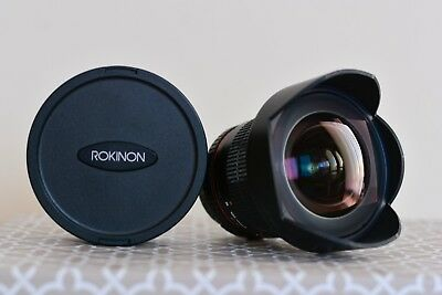 ROKINON 14MM F/2.8 ED AS IF UMC per NIKON
