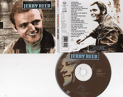 Jerry Reed-The Essential Jerry Reed Cd (Amos Moses/lord Mr. Ford/the Bird)