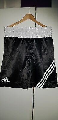 Adidas boxing shorts XL
