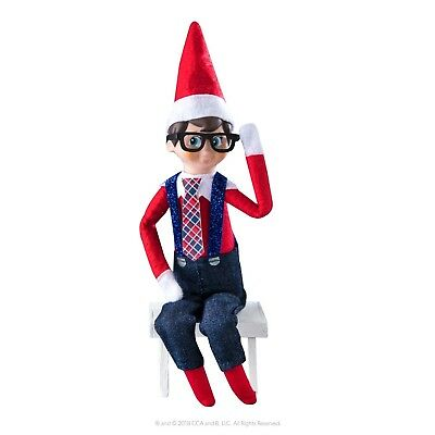 Elf On The Shelf Jingle Jazzy Set Claus Couture 2018 Clothes Outfit Only