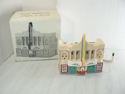 Department 56 The Original Snow Village The Paramount Theater  #5142-0
