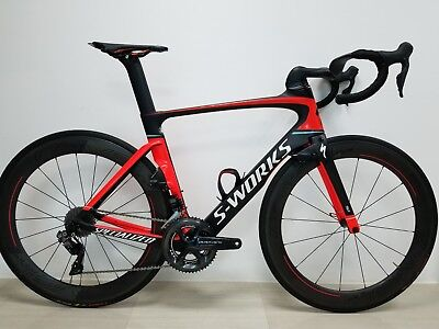7fad2fe6a88 Specialized S works Venge Vias 56, 2018 Dura Ace Di2 9150 (WORLDWIDE  SHIPPING)