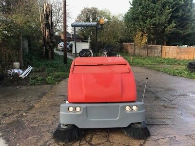 hako lpg 1800 scrubber dryer/drier