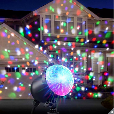 Ion Christmas Holiday Outdoor/Indoor Party Plus LED Light Projector*