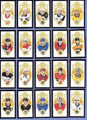 2018-19 O-Pee-Chee Mini BLACK Border *** YOU PICK *** RAREs & SPs