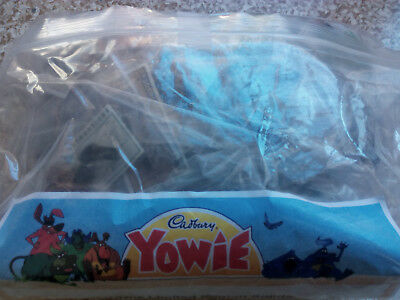 Yowies Series 1 Complete Full Set Of All 6 Yowie Men And 50 Austalian Nz Animals