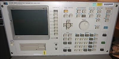 Agilent HP 4145B Semiconductor Parameter Analyzer