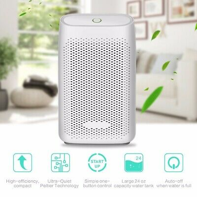 700ml 23W Portable Electric Mini Dehumidifier Air Household Moisture Absorber