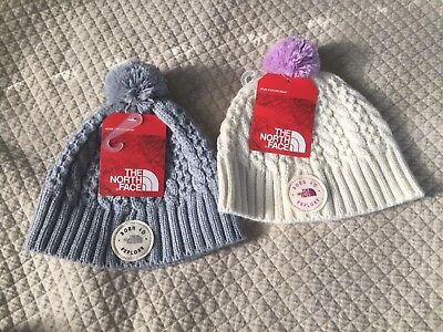 b7eb1114ffe NEW NORTH FACE Baby Nugget Hat And Glove Set Size XS 6-24 Months ...