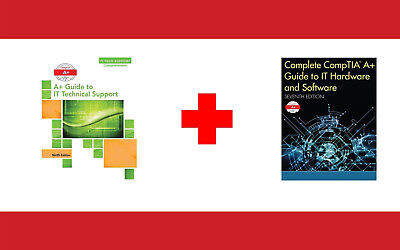 A+ Guide to IT Technical Support,9th Edition + Guide to IT H&S 7th Edition - PDF